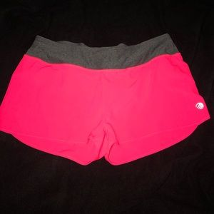 MPG athletic shorts